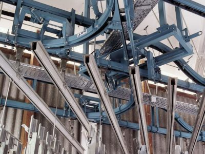 Power & Free conveyor system