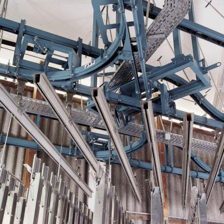 Power & Free conveyor system